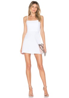 by the way. Vienna A-Line Mini Dress