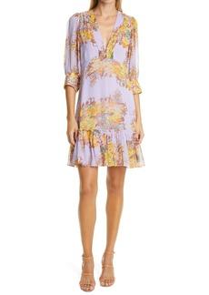byTiMo Floral Georgette Dress