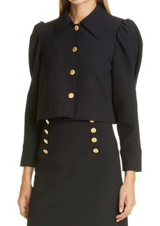 byTiMo Tailored Crop Jacket