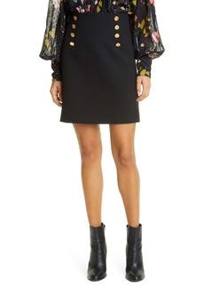 byTiMo Tailored Miniskirt