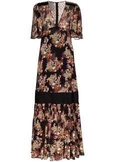 byTiMo floral print maxi dress