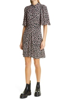 Women's Bytimo Floral Fit & Flare Minidress