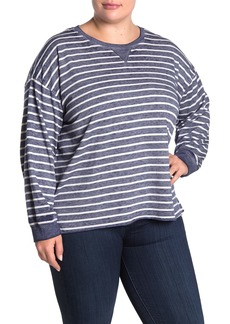 C & C California Ali Salt Wash Pullover (Plus Size)