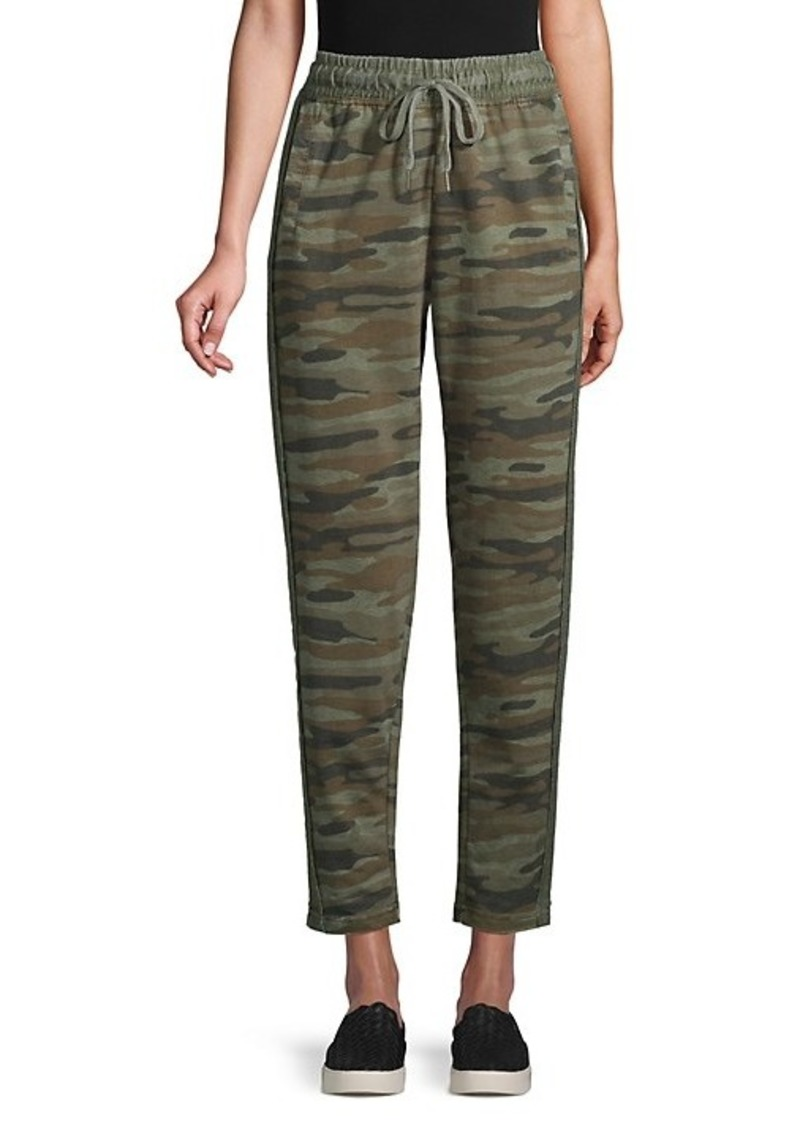 C & C California Camouflage Jogger Pants