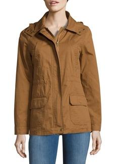 C & C California C&C California Cotton Anorak Jacket