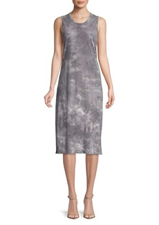 C & C California C&C California Sleeveless Knee-Length Dress