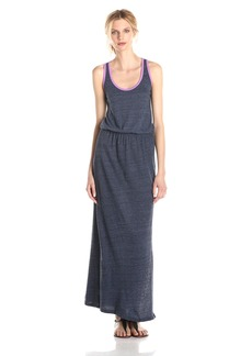 C&C California Women's Open Back Tank Maxi Dress