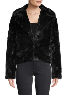 C & C California Faux Fur Jacket