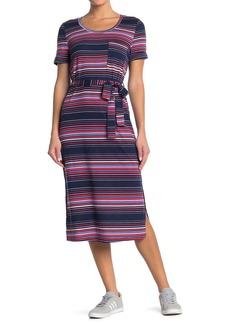 C & C California Katie Midi Dress
