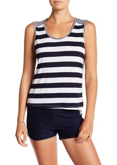 C & C California Kirri Boxy Striped Tank
