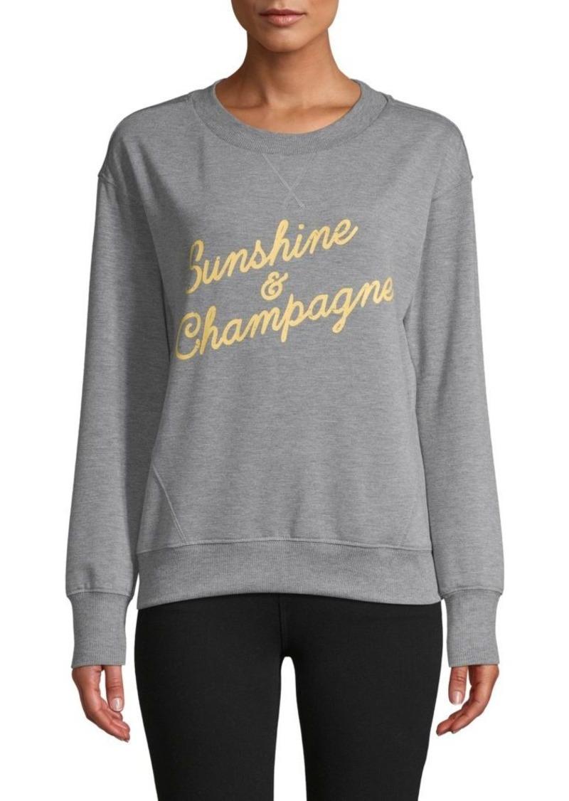 C & C California Sunshine & Champagne Sweatshirt