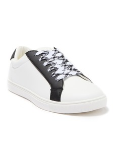 C & C California Vegan Leather Lace-Up Sneaker