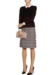 Marni Printed cotton skirt
