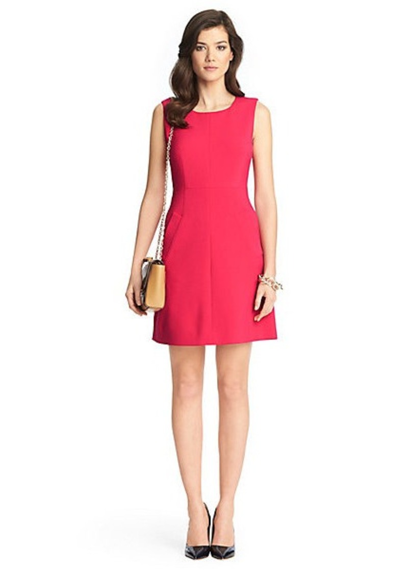 Diane Von Furstenberg Carpreena Mini Ceramic A-Line Dress