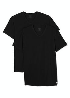 Calvin Klein 2-Pack Short Sleeve V-Neck T-Shirt
