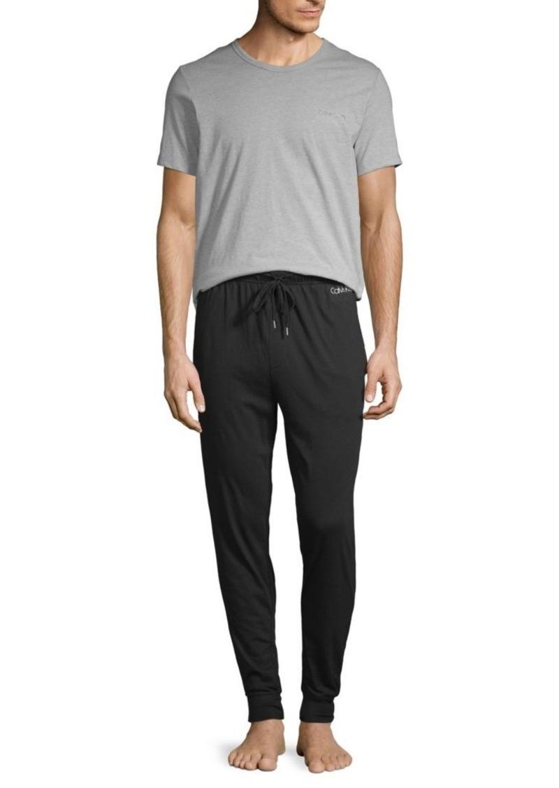 Calvin Klein 2-Piece T-Shirt & Joggers Set