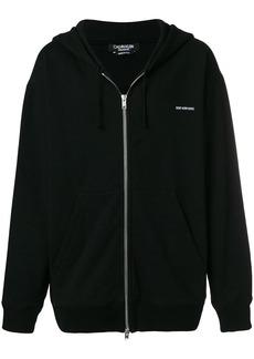 Calvin Klein 205 W39 NYC zipper hoodie