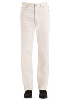 Calvin Klein 22.5cm Cotton Denim Jeans