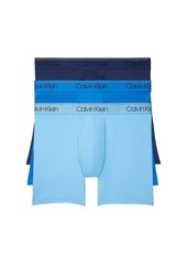 Calvin Klein 3-Pack Micro Stretch Boxer Briefs