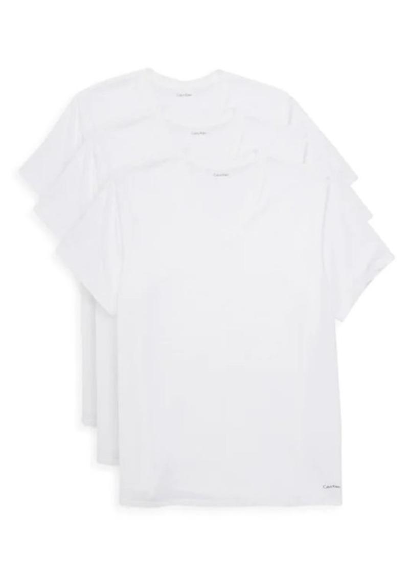 Calvin Klein 3-Pack V-Neck Cotton Tee