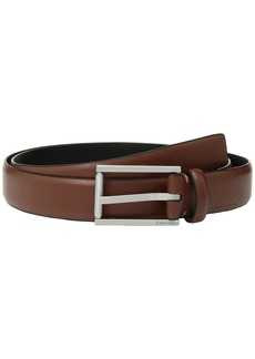 Calvin Klein 30mm Feather Edge Panel Belt