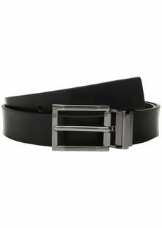 Calvin Klein 32mm Reversible w/ Logo Buckle