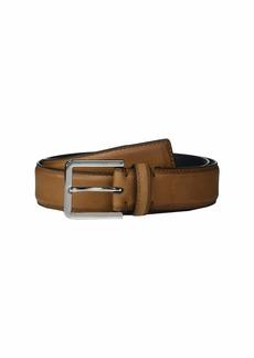 Calvin Klein 35mm Burnished Leather Belt