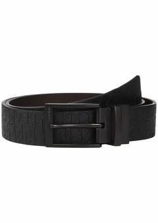 Calvin Klein 35mm Reversible Embossed Logo Belt