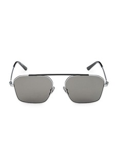 Calvin Klein 57MM Square Sunglasses