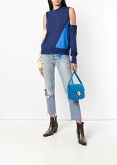 Calvin Klein accordion shoulder bag