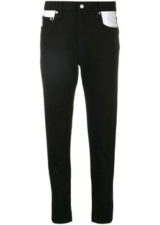Calvin Klein American Classic high-rise jeans
