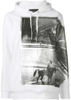 Calvin Klein Andy Warhol photo art hoodie