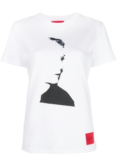 Calvin Klein Andy Warhol print T-shirt