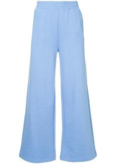 Calvin Klein angular loop back track pants