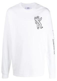 Calvin Klein astronaut print sweatshirt
