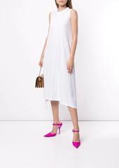 Calvin Klein asymmetric hem dress