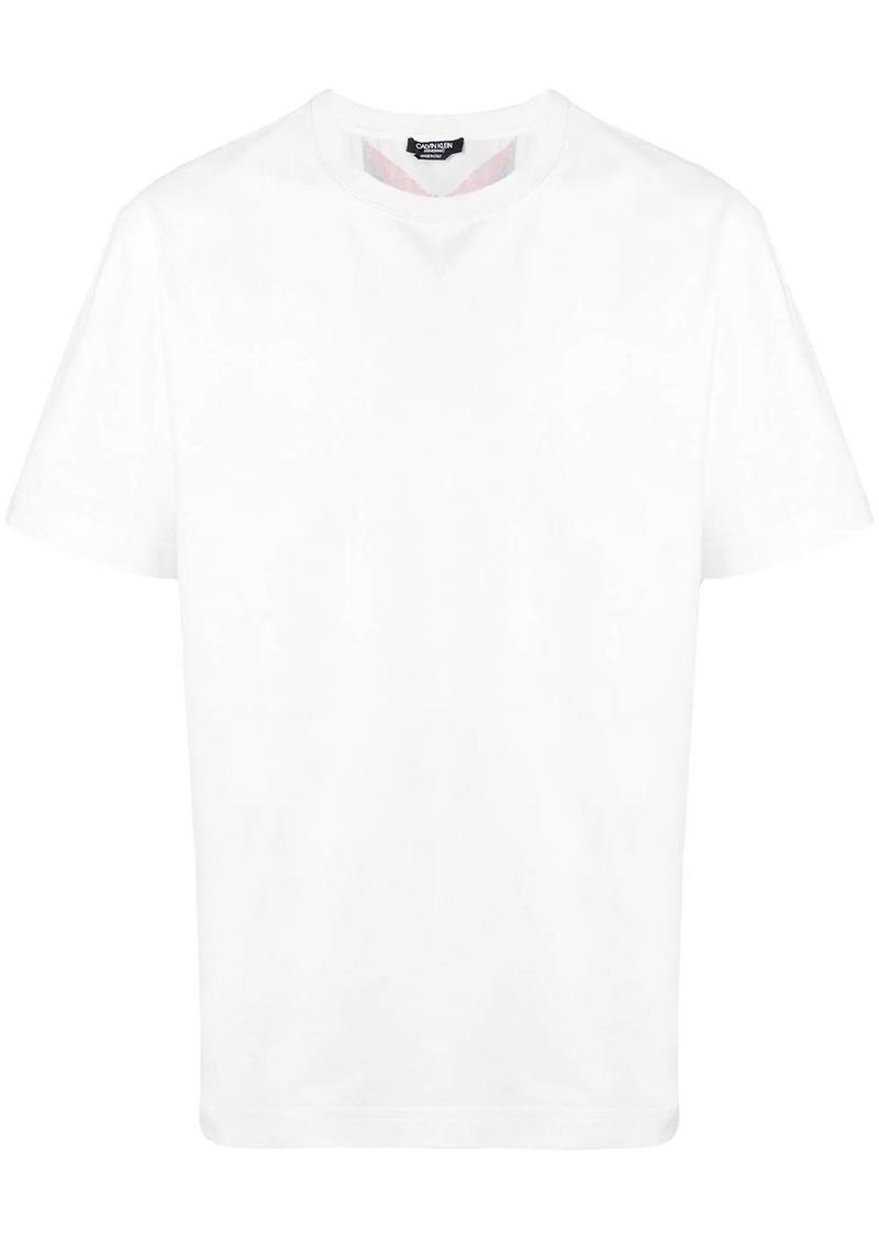 Calvin Klein back printed T-shirt