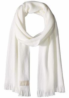 Calvin Klein Basic Wrap Knit Scarf