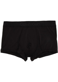 Calvin Klein Black Modulus Micro Low-Rise Boxer Briefs
