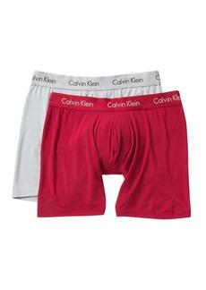 Calvin Klein Modal Boxer Briefs - Pack of 2
