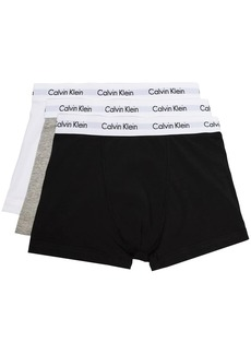Calvin Klein boxer briefs set