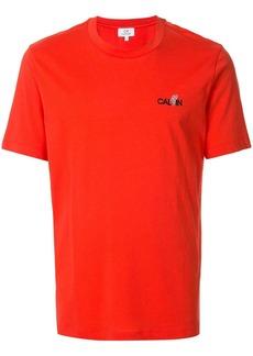 Calvin Klein boxy fit logo print T-shirt