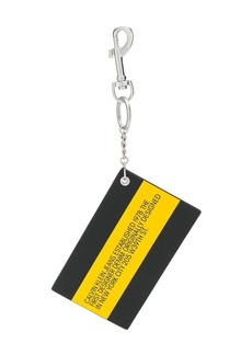 Calvin Klein branded keyring