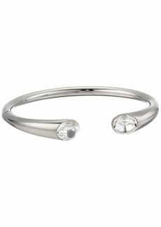 Calvin Klein Brilliant Open Bangle Bracelet