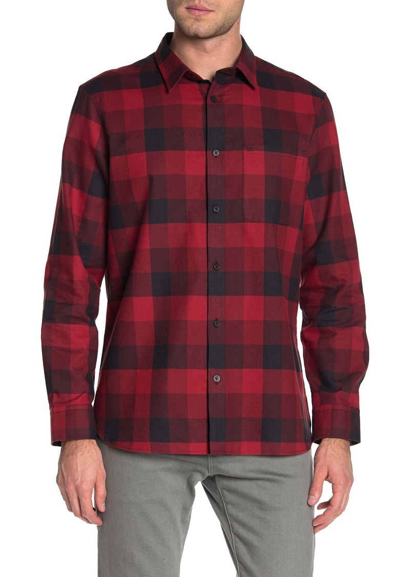 Calvin Klein Buffalo Plaid Shirt