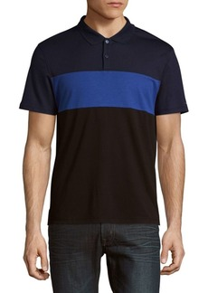 Calvin Klein Button Cotton Polo