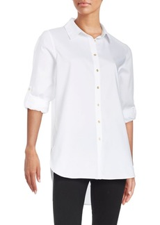 Calvin Klein Button-Front Shirt