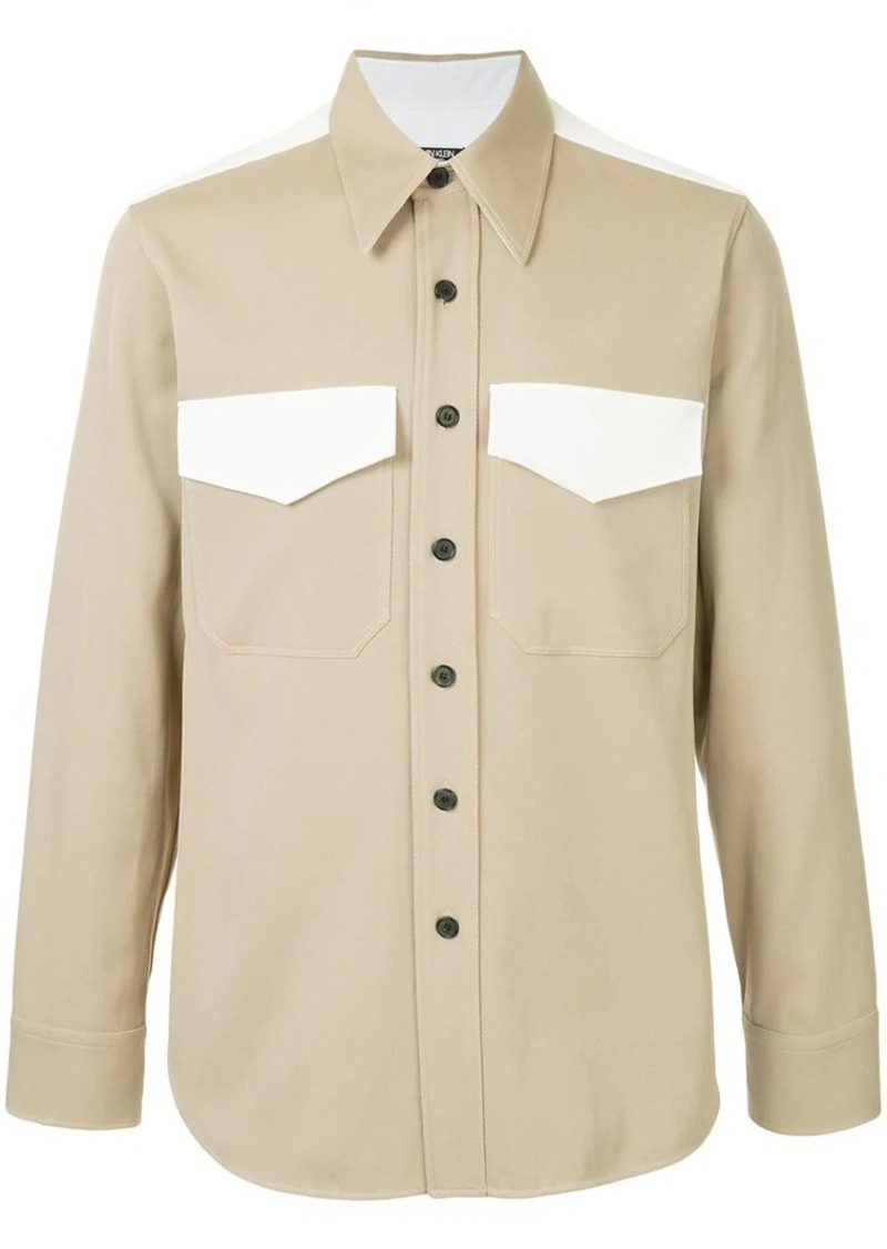 Calvin Klein button-up shirt