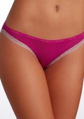 Calvin Klein + Bottoms Up Bikini
