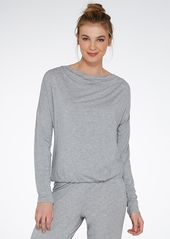 Calvin Klein + Depth Knit Pajama Top